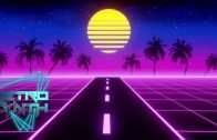 One-Year-Dive-Naive-Retrosynth-Synthwave