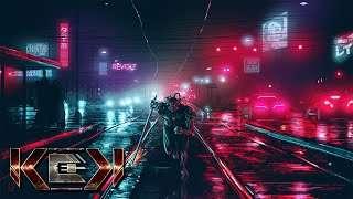 Chris Keya – Invaders    DISKONEKT (Cyberpunk / Synthwave)