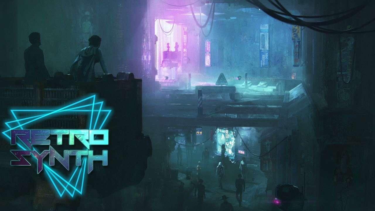 FalconTron – A New World   RetroSynth (Cyberpunk/Synthwave)