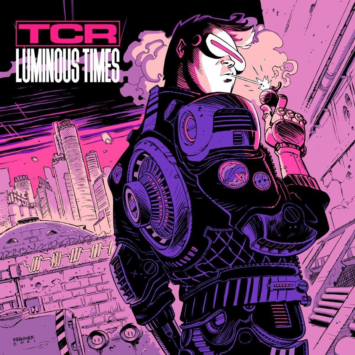 TCR – Luminous Times