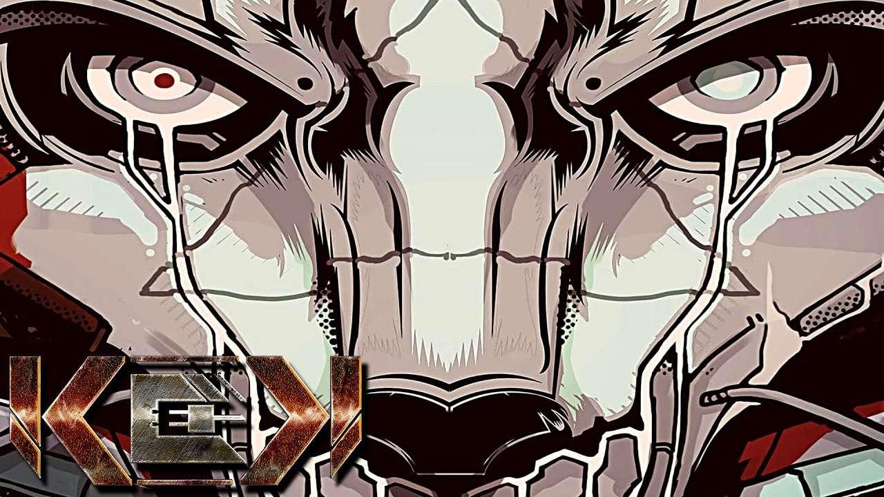 Chris Keya – Totentanz (Official Video)    DISKONEKT (Cyberpunk / Synthwave)