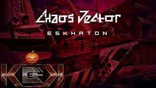CHAOS VECTOR – ESKHATON (Full Album)  | DISKONEKT / RetroSynth (Darksynth / Cyberpunk)