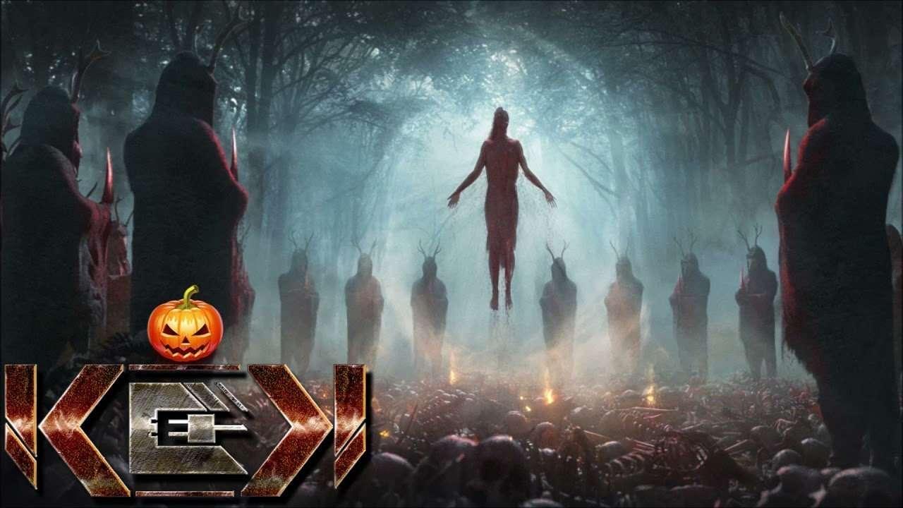Vortex85 – Dark Ritual  | DISKONEKT / RetroSynth (Darksynth / Outrun)